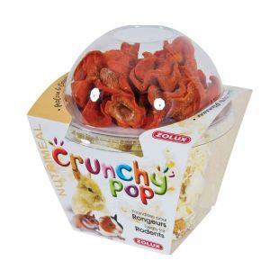 ZOLUX Skanėstai graužikams Crunchy POP morkos