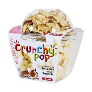 ZOLUX Skanėstai graužikams Crunchy POP obuoliai