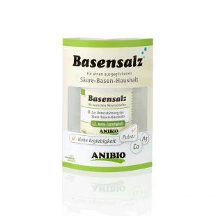 ANIBIO Basensalz šunų ir kačių pašaro papildas, rūgščių ir šarmų balansui organizme palaikyti 40 g