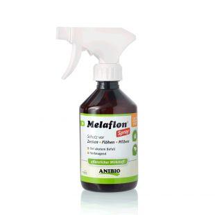 ANIBIO Melaflon Spray šunų ir kačių priežiūros priemonė - purškiklis, erkėms ir blusoms atbaidyti 100 ml