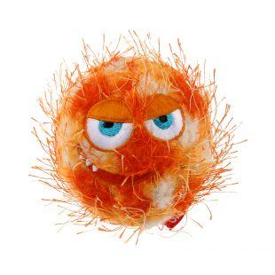 GIGWI Šunų žaislas Teniso kamuolys cypiantis, oranžinis