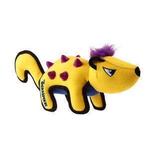 GIGWI Šunų žaislas-kramtukas Spyglius ypač tvirtas, geltonas