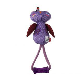 GIGWI Šunų žaislas-kramtukas Indėnas violetinis