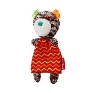 GIGWI Kačių žaislas Meškiukas su katžole
