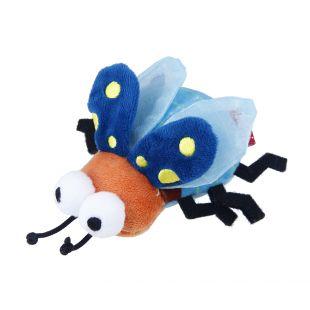 GIGWI Kačių žaislas Jonvabalis su LED lempute ir katžole, įvairiaspalvis