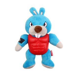 GIGWI Šunų žaislas Herojus cypiantis, mėlynas