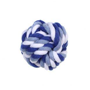 MISOKO&CO Šunų žaislas didelis kamuoliukas, mėlynas
