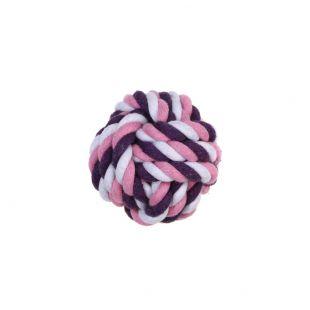MISOKO&CO Šunų žaislas kamuoliukas, violetinis