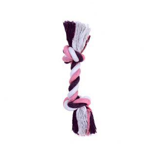 MISOKO&CO Šunų žaislas trumpa virvė, violetinis