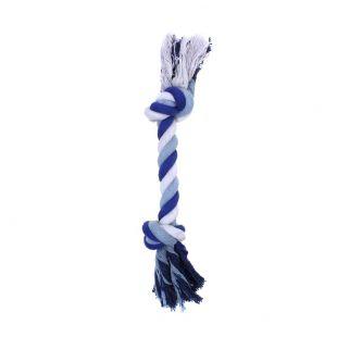 MISOKO&CO Šunų žaislas vidutinė virvė, mėlynas