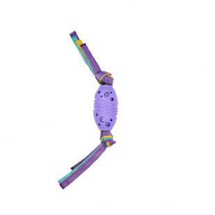MISOKO&CO Šunų žaislas regbio kamuolys, violetinis