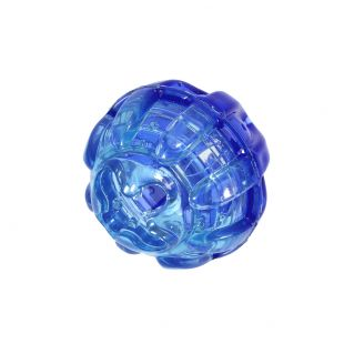 MISOKO&CO Šunų žaislas kamuolys skanėstams, mėlynas