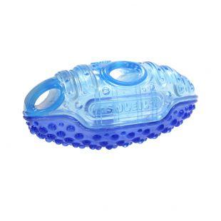 MISOKO&CO Šunų žaislas regbio kamuolys, mėlynas