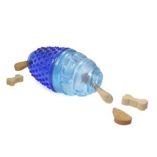 MISOKO&CO Šunų žaislas skanėstams, mėlynas