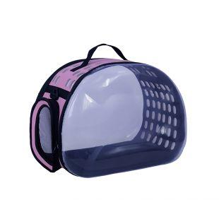 PAW COUTURE Gyvūnų pernešimo krepšys, 29x45x32 cm,  rožinis