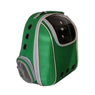 PAW COUTURE Gyvūnų pernešimo krepšys, 33x23x40 cm,  žalias