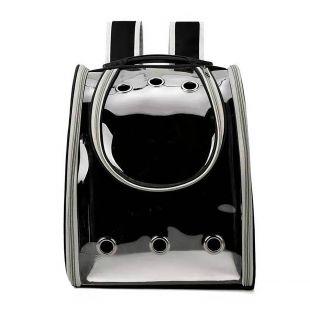 PAW COUTURE Gyvūnų pernešimo krepšys, 33x21x39 cm,  juodas
