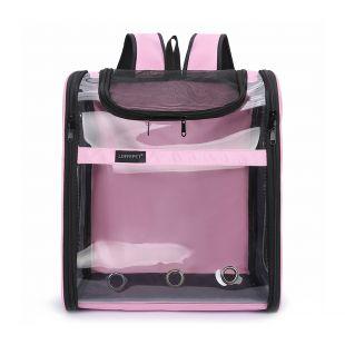 PAW COUTURE Gyvūnų pernešimo krepšys, 38x23x44 cm,  rožinis