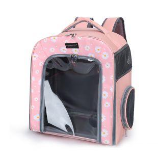PAW COUTURE Gyvūnų pernešimo krepšys, 32x23x40 cm,  rožinis