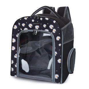 PAW COUTURE Gyvūnų pernešimo krepšys, 32x23x40 cm,  juodas
