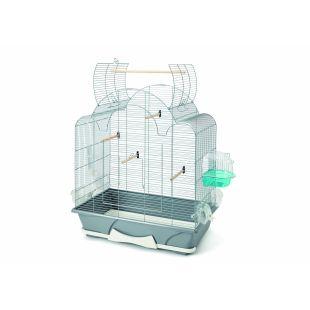 SAVIC paukščių narvas 64x38x73,5cm su įranga