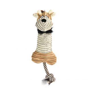 HIPPIE PET šunų žaislas, Žirafa 42x14 cm