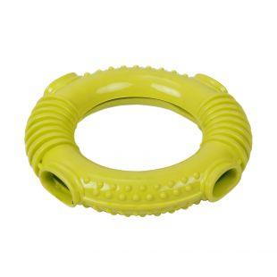 MISOKO&CO Šunų žaislas geltonas, 15.7x3 cm