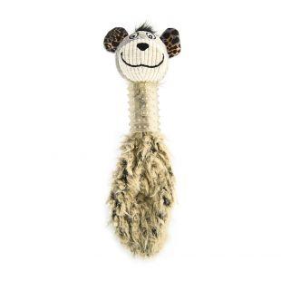 HIPPIE PET Šunų žaislas, Beždžionė 39x12 cm