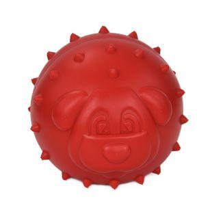 MISOKO&CO šunų žaislas raudonas, 7.5x7 cm