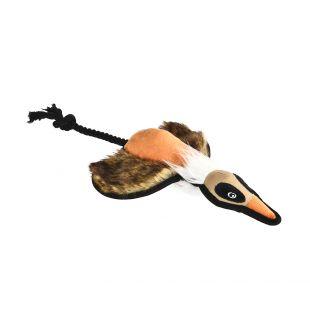 MISOKO&CO šunų žaislas, Paukštis ruda, 24.5x46 cm