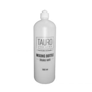TAURO PRO LINE Skiedimo butelys 1000 ml