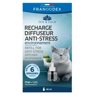 FRANCODEX Kačių difuzoriaus Anti-stress papildymas 48ml