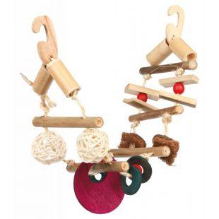 TRIXIE Paukščių pakabinamas žaislas-tiltas, 45 cm