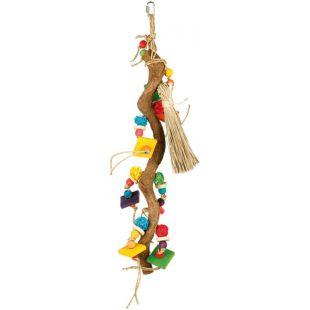 TRIXIE Paukščių pakabinamas žaislas, natūralios medienos, 56 cm