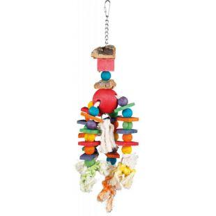 TRIXIE Paukščių pakabinamas žaislas, įvairiaspalvis, 35 cm