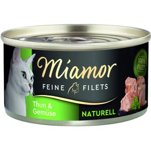 FINNERN MIAMOR Miamor Feine kačių konservai su tunu 80 g