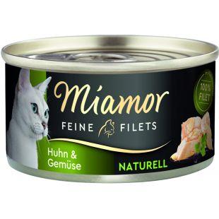 FINNERN MIAMOR Miamor Feine kačių konservai su vištiena 80 g