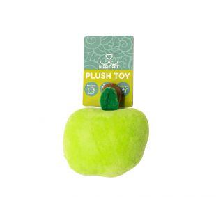 HIPPIE PET Šunų žaislas, Obuolys, žalias, 14x9x5 cm