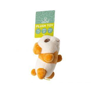 HIPPIE PET Šunų žaislas ruda, 11.5x7 cm