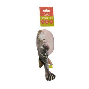 HIPPIE PET Kačių žaislas su katžole, Dygliažuvė, 23x7x4 cm