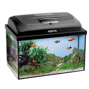 AQUAEL Akvariumo komplektas Classic BOX 41x25x30 cm