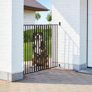 SAVIC Reguliuojami šunų varteliai min 84/max 154 x 95 cm