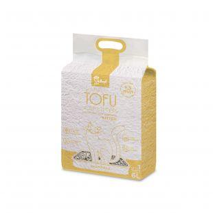 VELVET PAW TOFU kraikas kačiukams, su ramunėlių ekstraktu, 1,5 mm granulės x 3