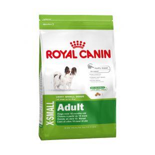 ROYAL CANIN X-small Adult Sausas pašaras šunims 1.5 kg