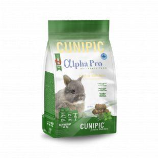 CUNIPIC Alpha Pro Junior pašaras jauniems triušiams 1,75 kg