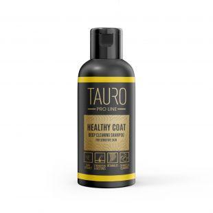 TAURO PRO LINE Healthy Coat Deep Cleaning Shampoo, šampūnas šunims ir katėms 50 ml