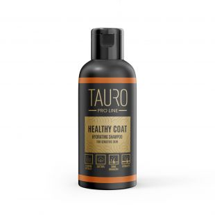 TAURO PRO LINE Healthy Coat hydrating Shampoo, šampūnas šunims ir katėms 50 ml
