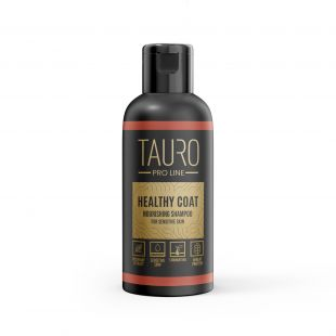 TAURO PRO LINE Healthy Coat Nourishing Shampoo, šampūnas šunims ir katėms 50 ml