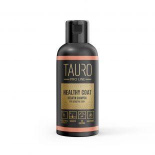 TAURO PRO LINE Healthy Coat Keratin Shampoo, šampūnas šunims ir katėms 50 ml