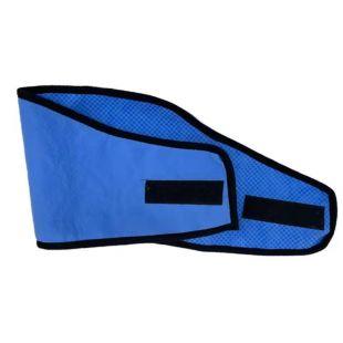 JOYEN Vėsinanti gyvūnų liemenė-antkaklis L dydis, mėlynas